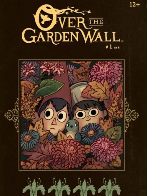 Over garden wall 1 1