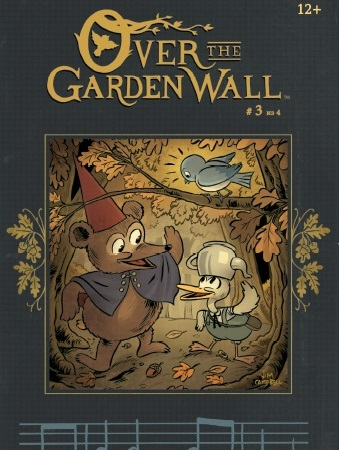 Over the Garden Wall (випуск 3)