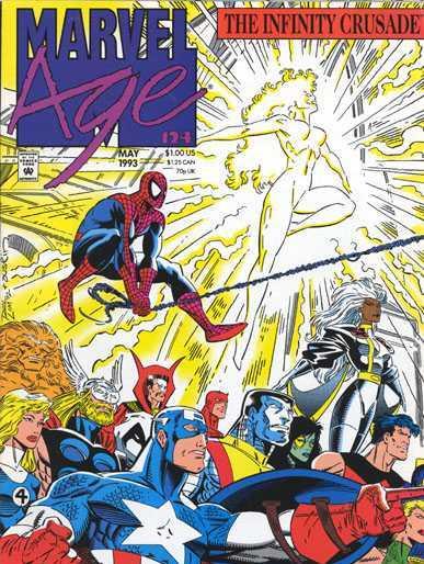 Marvel Age #124