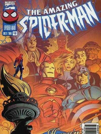Amazing Spider-Man #416