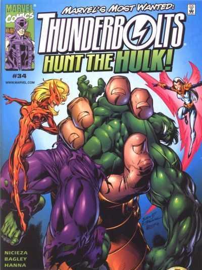 Thunderbolts #34
