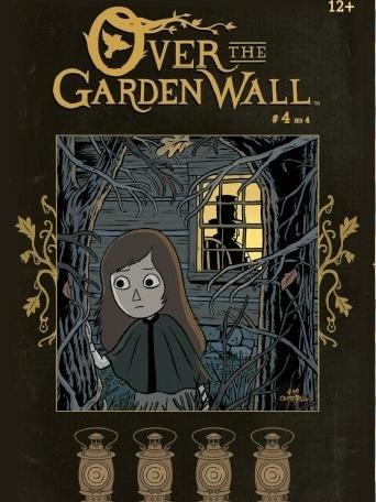 Over the Garden Wall (випуск 4)