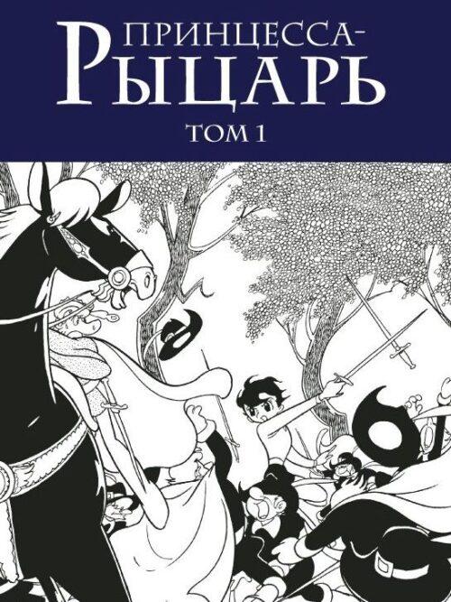 Принцесса-рыцарь (книга 1)