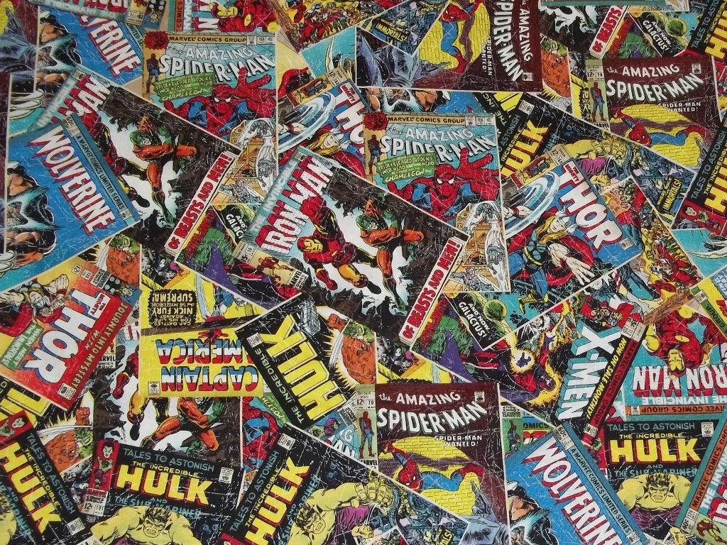 Починаємо колекціонувати комікси