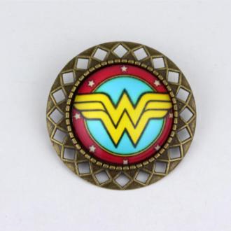 Значок Wonder Woman