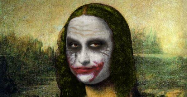 Посмішка Джокера: лекція про тілесність лиходіїв