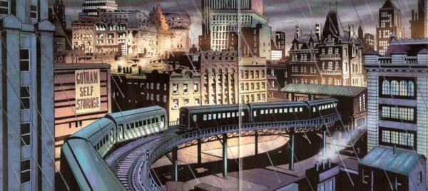 Готем: справжня історія вигаданого міста