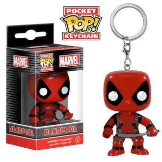 Брелок Deadpool Pocket POP! Keychain
