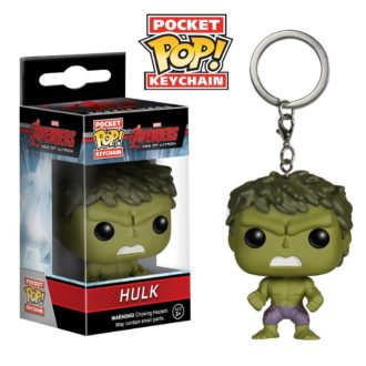Брелок Hulk Pocket POP! Keychain