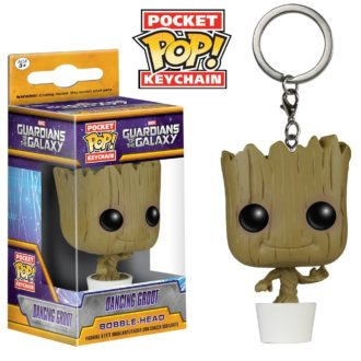 Брелок Dancing Groot Pocket POP! Keychain