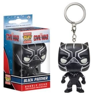Брелок Black Panter Pocket POP! Keychain