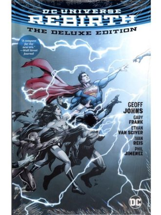 DC Universe Rebirth (видання Deluxe)