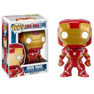 Фігурка Iron Man Funko POP!