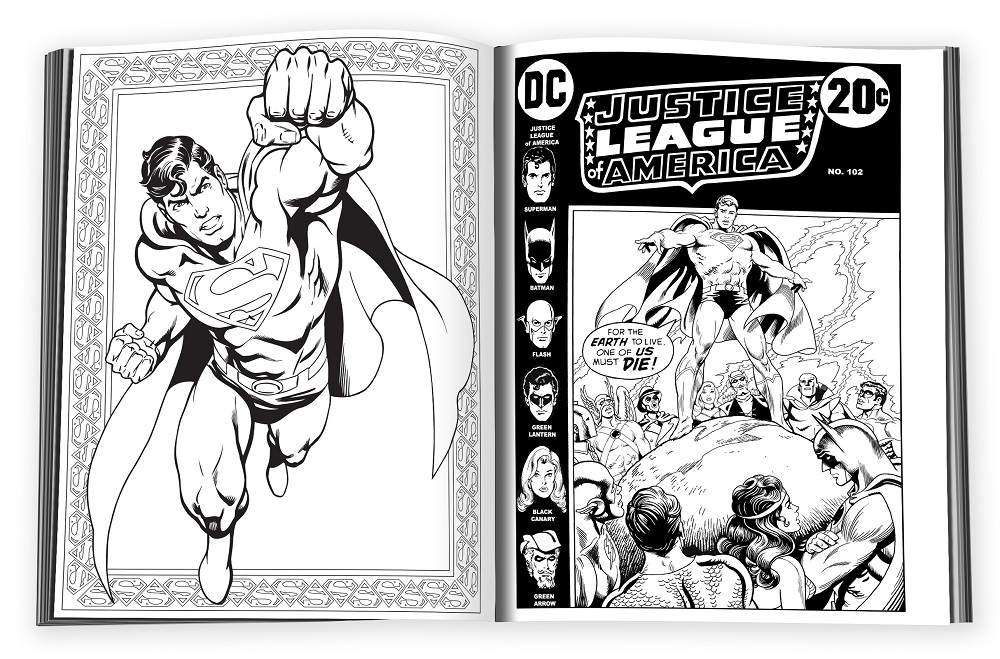 dc comics art work 01