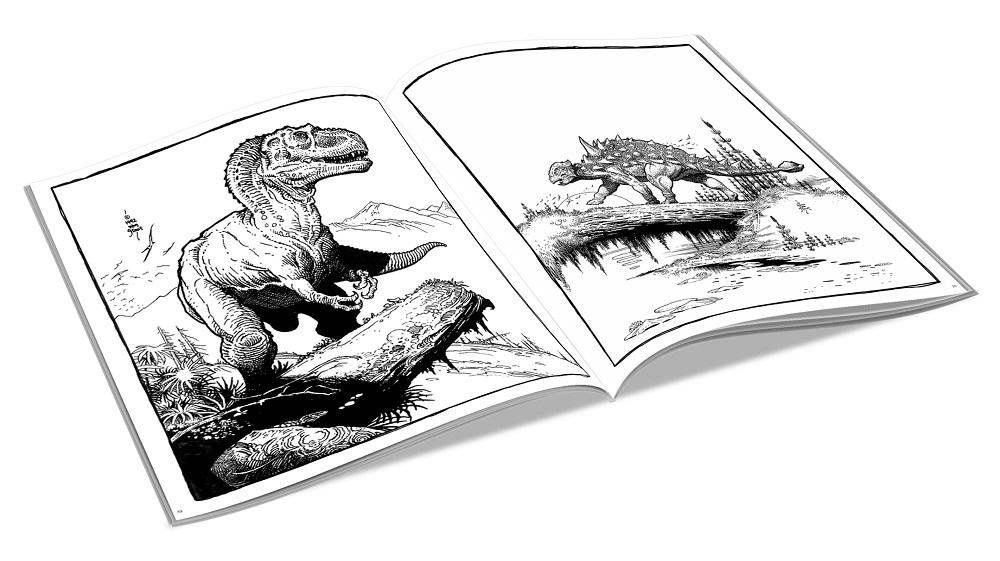 dinosors artwork 01
