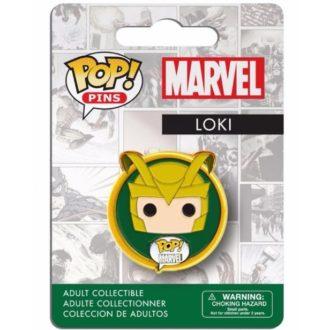 Значок Loki Funko Pop!