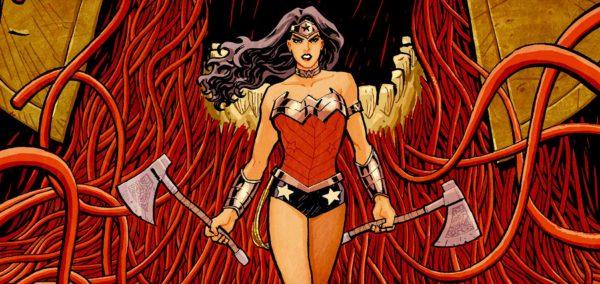 Друга липнева хвиля - найновіші комікси DC та Vertigo