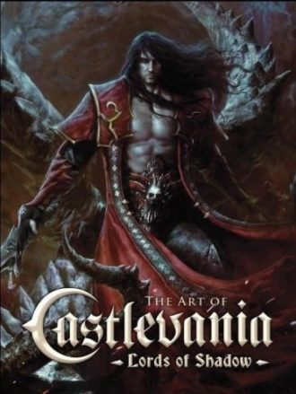The Art Of Castlevania. Lords of Shadows