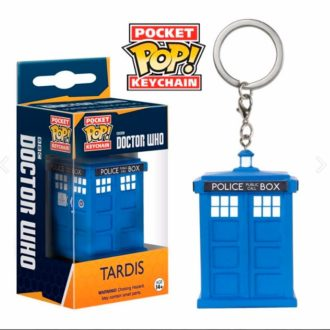Брелок Doctor Who Pocket POP! Keychain