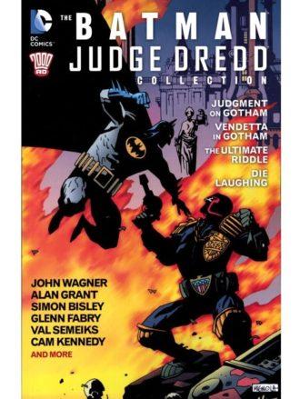 Batman: Judge Dredd