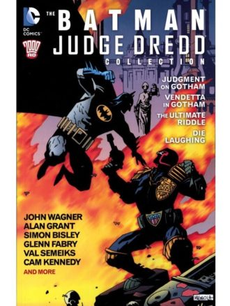 Batman: Judge Dredd