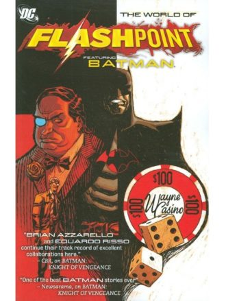 World Of Flashpoint: Batman