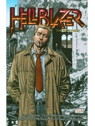 Hellblazer. The Family Man (Vol.4) New Ed