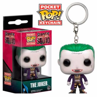 Брелок Joker Pocket POP! Keychain