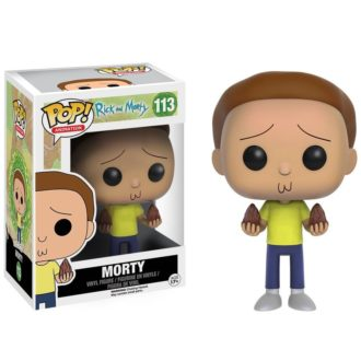 Фігурка Morty POP!