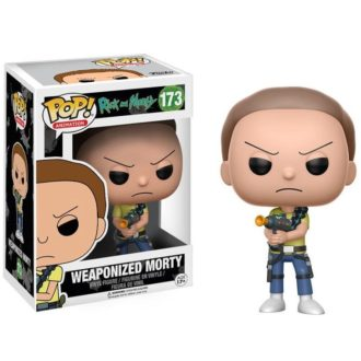 Фігурка Weaponized Morty POP!