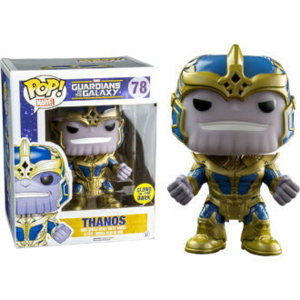 Фігурка Marvel/GOTG: Thanos (Exc) 6''