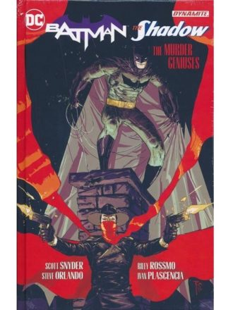 Batman The Shadow The Murder Geniuses HC