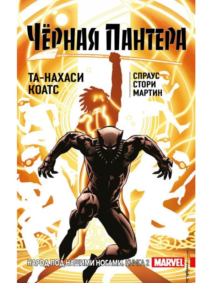Черная Пантера 2-0