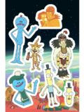 rick and morty sticker 02