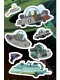 rick and morty sticker 2 02