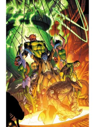 Green Lantern 4-3