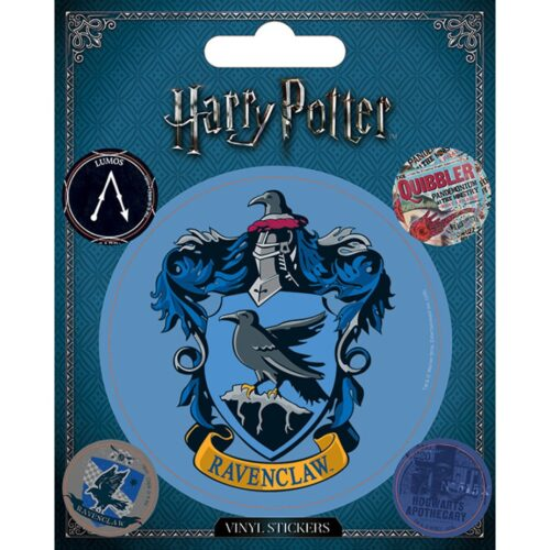 PS7389 Harry Potter (Ravenclaw) Vinyl Stickers (s18)