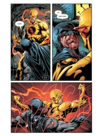 Rebirth Batman Flash 4