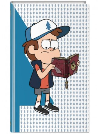 Gravity Falls cool notebook 00