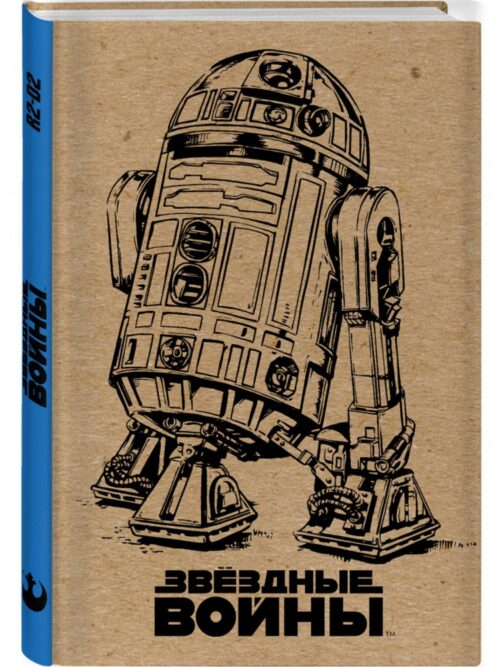 SW R2D2_craft_notebook