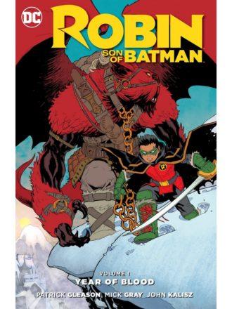 Robin Son of Batman