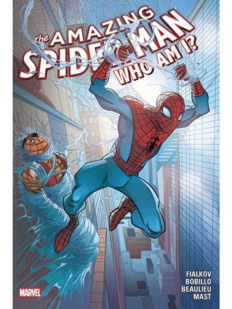 amsizing spider man who am i