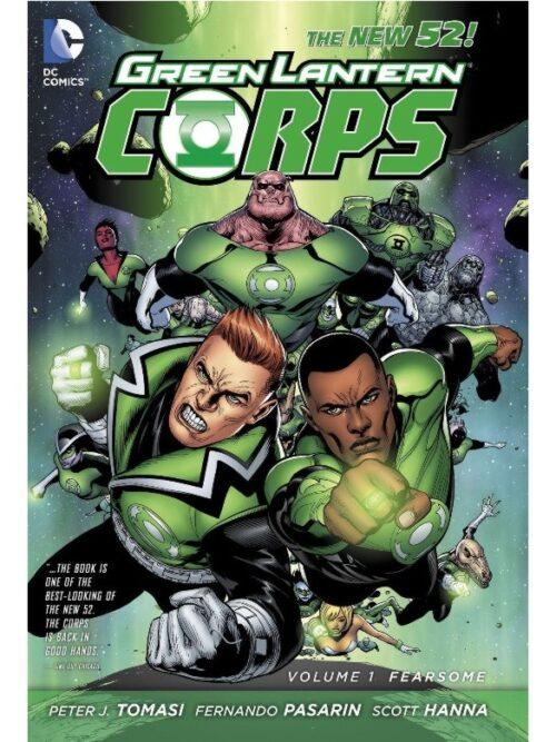 GL corps