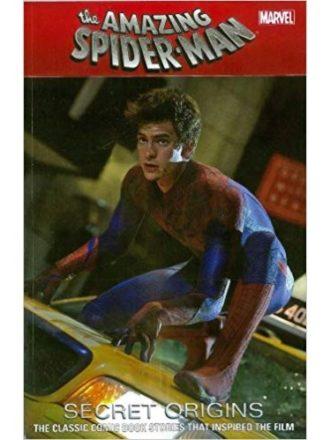amazing spider man secret origins