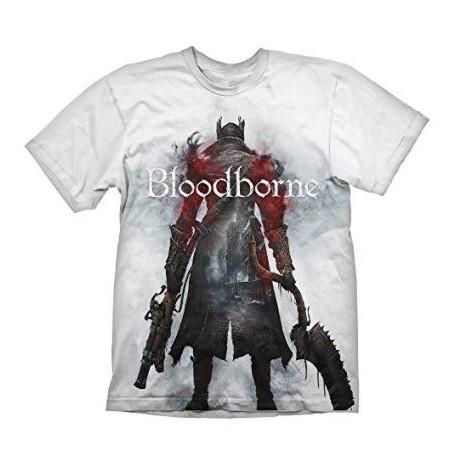 Bloodborne hunter tshirt