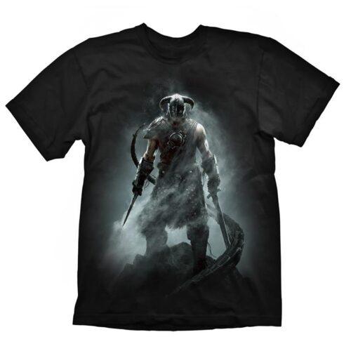 Skyrim Dragonborn tshirt