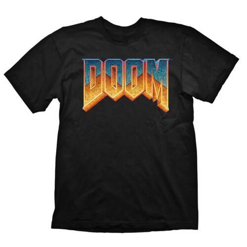 doom logo tshirt