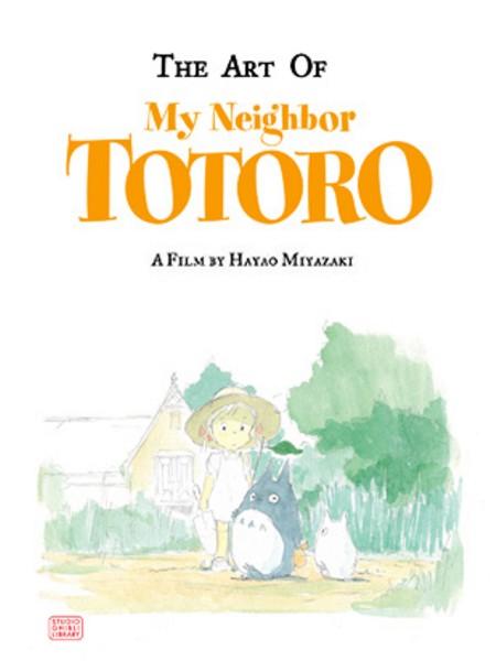 Art of Totoro 0