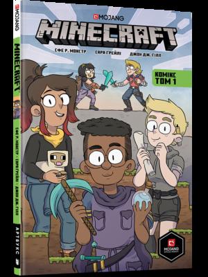 Book Minecraft Volume 1_