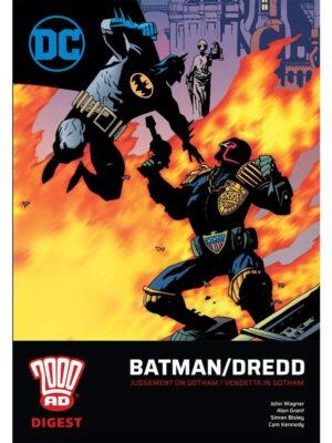 batman dredd